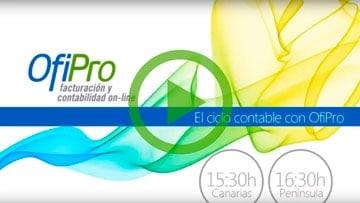 El Ciclo Contable con OfiPro
