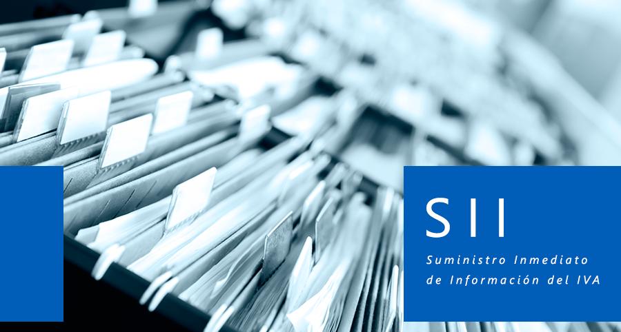 SII - Suministro Inmediato de la Información - 1 de julio 2017